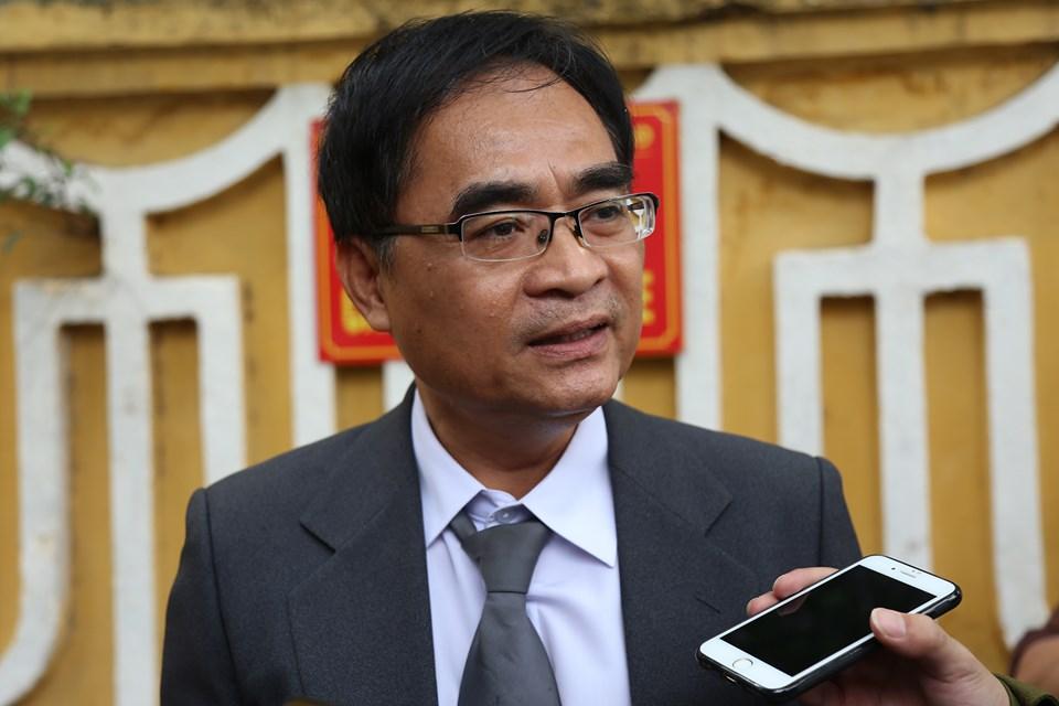 """Chánh án Nguyễn Hòa Bình xử vụ Hồ Duy Hải: """"Không làm oan sai, không bỏ lọt tội phạm"""" - 1"""