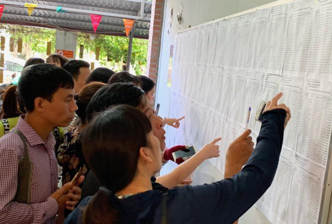 Trường Lương Thế Vinh tuyển sinh lớp 6: Cộng điểm ưu tiên cho con bác sĩ chống COVID-19 - 1