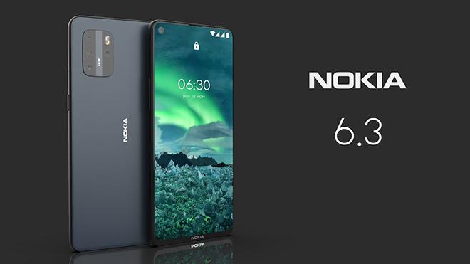 Nokia 6.3 lộ diện khiến cộng đồng fan háo hức - 1