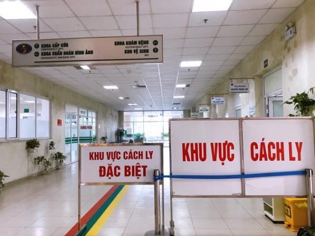 Thêm 17 ca mắc COVID-19 tại Việt Nam