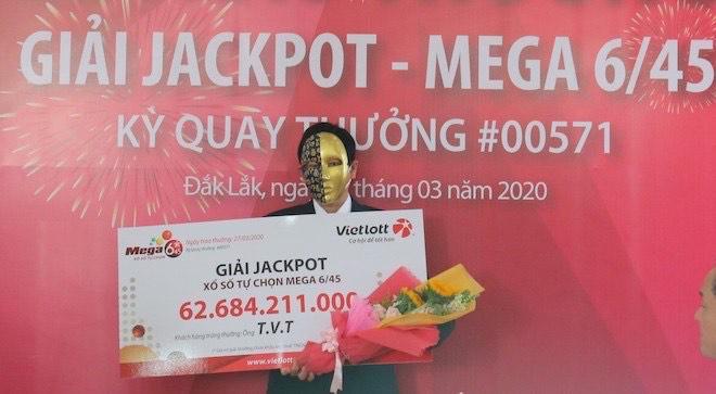 """""""Soi"""" doanh thu của Vietlott trong quý I/2020: 1.348 tỷ, góp ngân sách 310 tỷ - 1"""