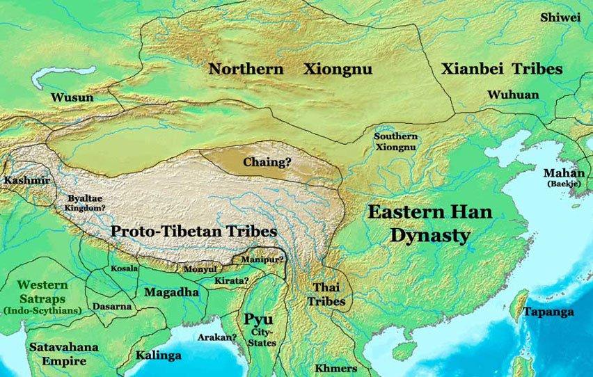 Hành trình vĩ đại của người Hung Nô: San bằng Trung Á, xâm lược và bắt La Mã cống nạp - 1