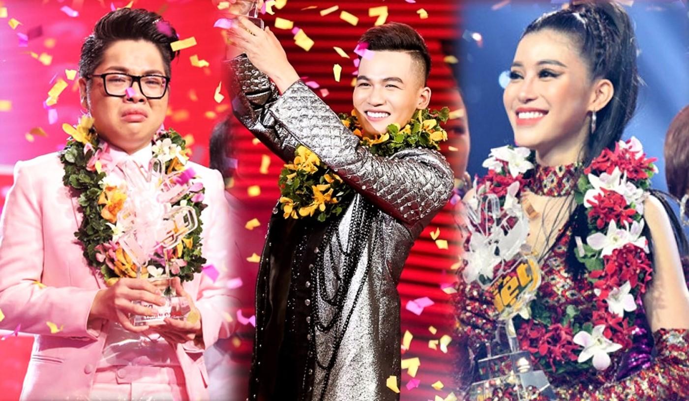 """Quán quân The Voice cùng tuổi: Học trò Noo Phước Thịnh """"mất tích"""", Đức Phúc ngày càng hot - 1"""