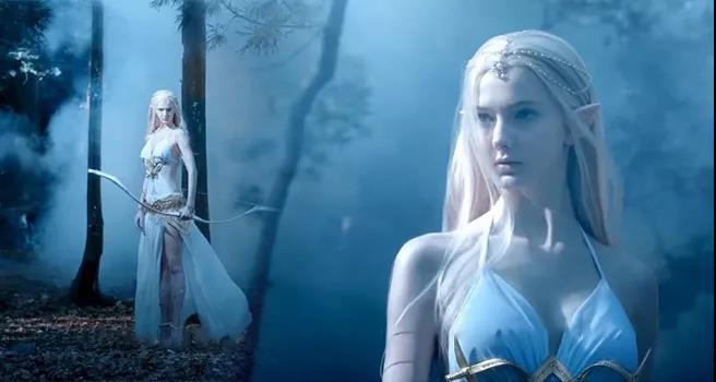 """Vẻ đẹp vô thực ngoài đời thật của """"thần nữ"""" khiến nam giới điêu đứng chỉ với 21 giây - 1"""