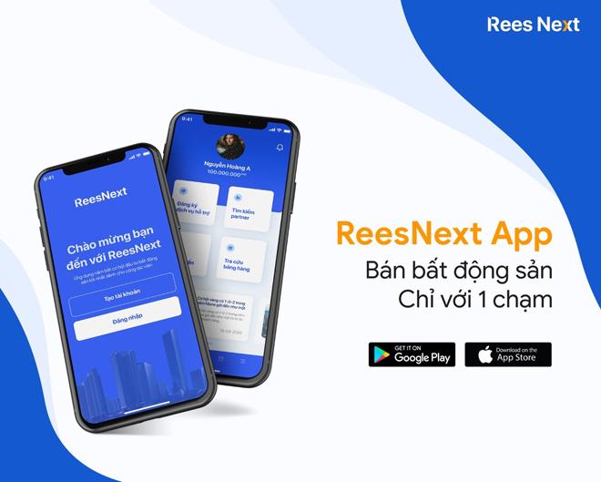 CityA Real ra mắt ứng dụng ReesNext cho môi giới bất động sản - 1