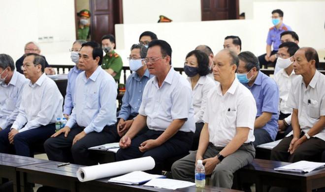 """Vũ """"nhôm"""" và cựu Chủ tịch Trần Văn Minh đề nghị HĐXX tuyên bản án vô tội - 1"""