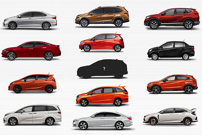 Honda phát triển thêm dòng xe ZR-V, mục tiêu lấp đầy các phân khúc - 1