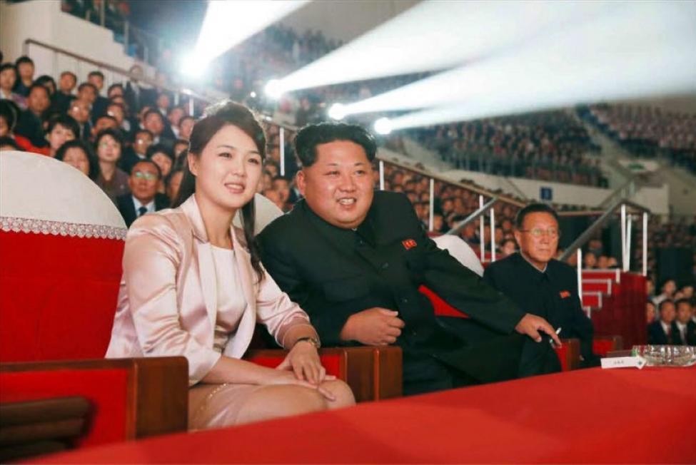 Những người phụ nữ quyền lực bên cạnh Kim Jong Un - 1