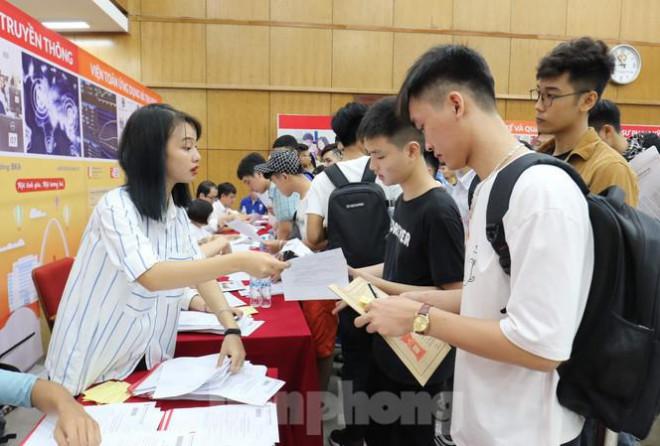 Ai được đăng ký xét tuyển theo phương thức tuyển sinh tài năng của ĐH Bách khoa Hà Nội? - 1