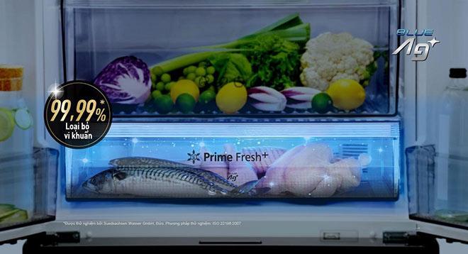 Dẹp tan nỗi lo ô nhiễm với tủ lạnh tích hợp công nghệ diệt khuẩn mới - 1