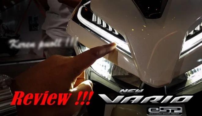 Thêm dấu hiệu Honda Vario mới sắp được tung ra thị trường? - 1