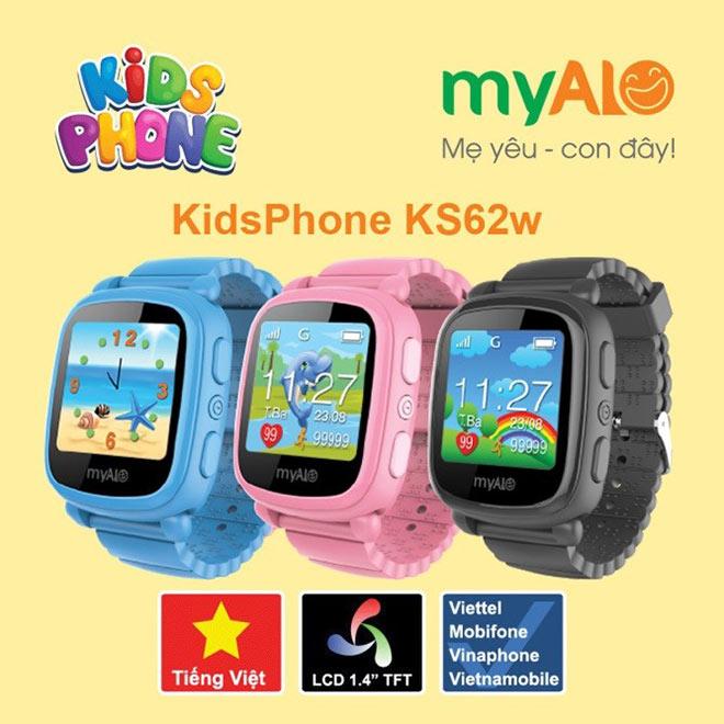 myAlo ra mắt 2 mẫu đồng hồ thông minh trẻ em giao diện tiếng Việt - 1