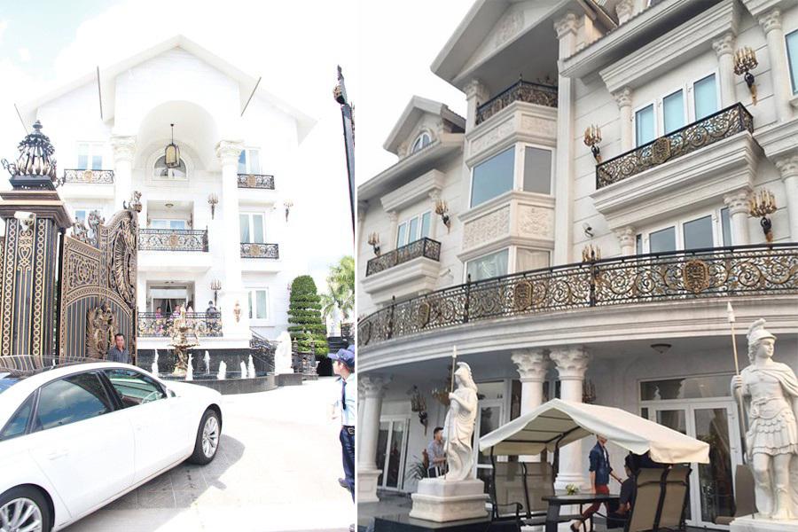 Không phải biệt thự trắng triệu đô nhà chồng, Tăng Thanh Hà đang sống trong cơ ngơi đẹp như tranh - 1