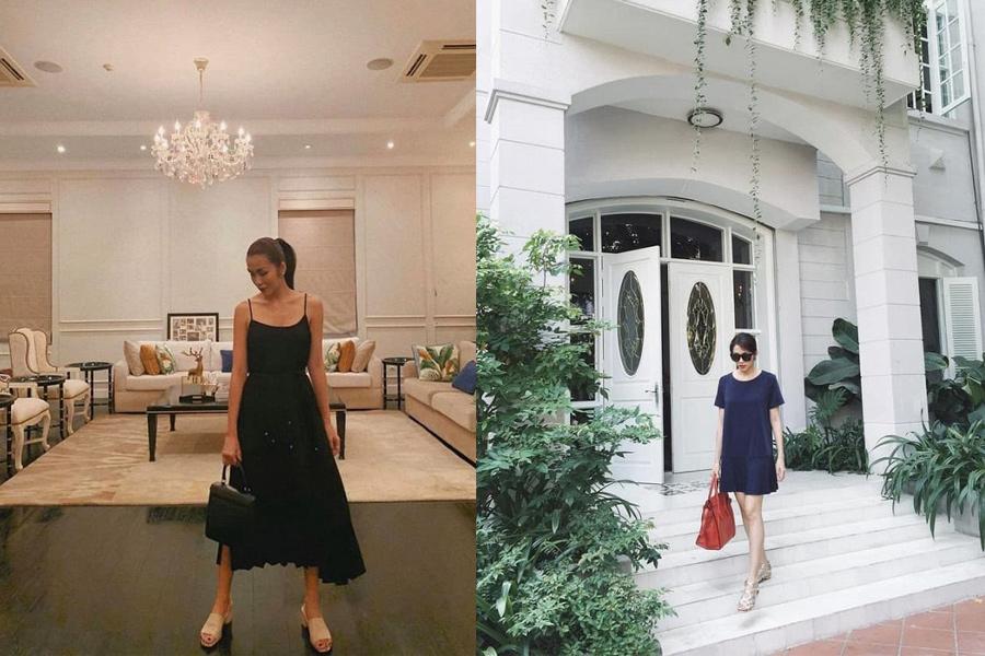 Không phải biệt thự trắng triệu đô nhà chồng, Tăng Thanh Hà đang sống trong cơ ngơi đẹp như tranh - 11