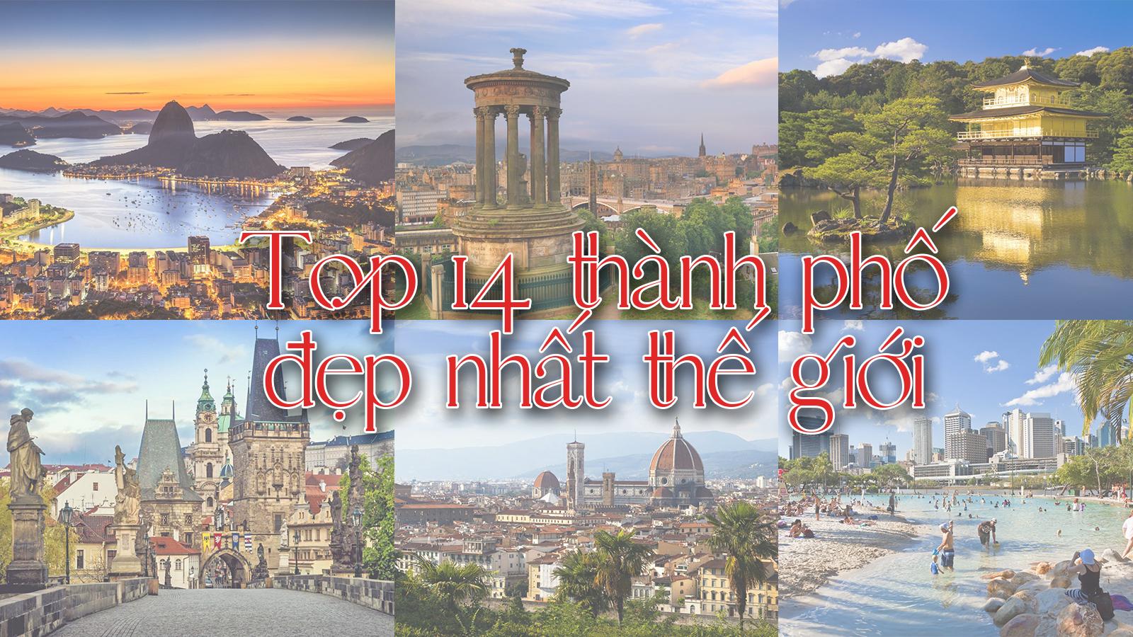 Top 14 thành phố đẹp nhất thế giới khiến mọi du khách mê mẩn - 1