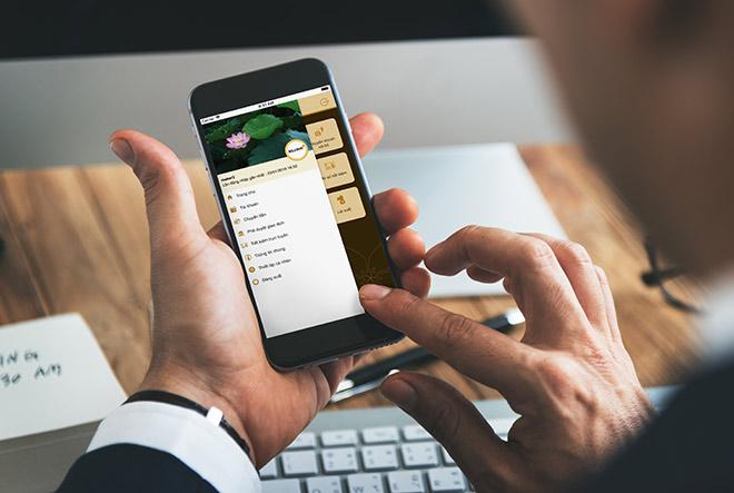 BAC A BANK ra mắt Mobile Banking dành cho Khách hàng Doanh nghiệp - 1