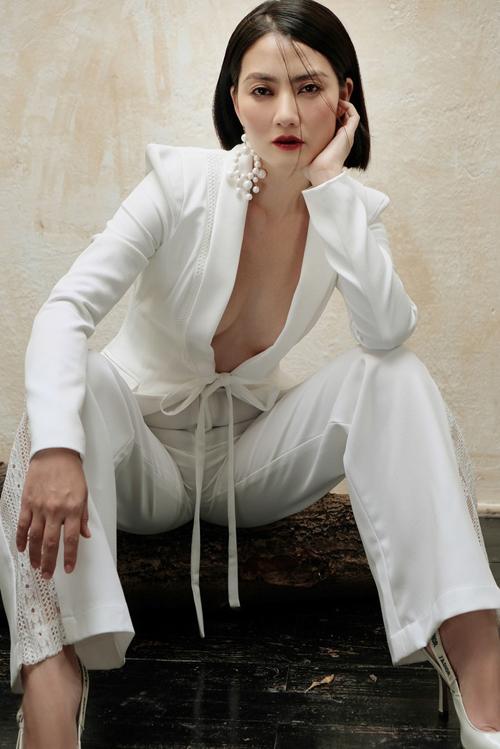 """Ngọc Lan nói về vai """"gái ngành nửa mùa"""" có kết cục """"sống không bằng chết"""" - 5"""