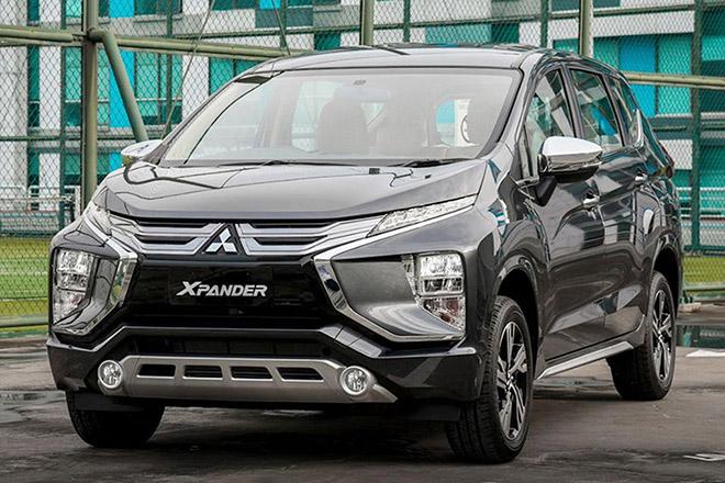 Mitsubishi Xpander 2020 được đại lý Việt Nam nhận đặt cọc - 1