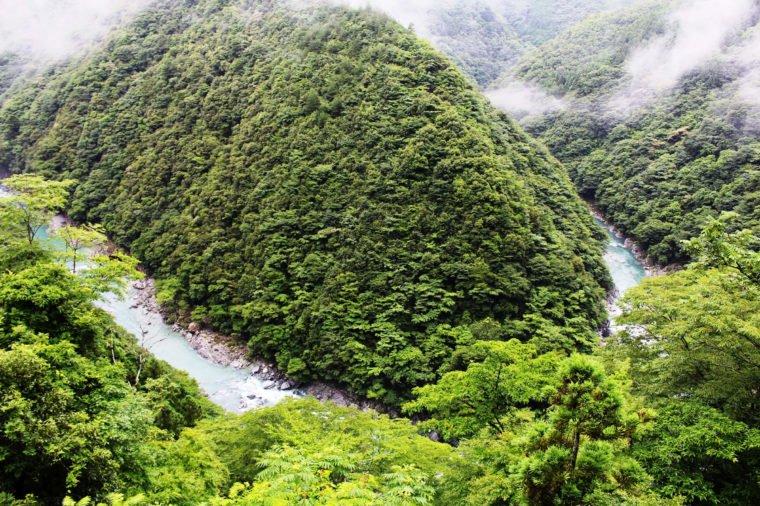 Những phong cảnh tuyệt đẹp chưa được khai phá ở Nhật Bản - 1