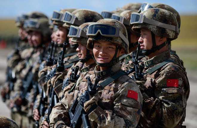 Trung Quốc lên tiếng vụ binh sĩ ẩu đả ở biên giới tranh chấp với Ấn Độ - 1