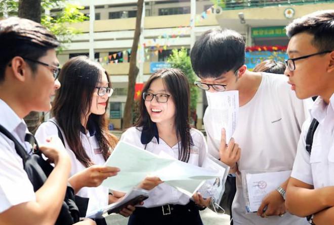 Tuyển sinh năm 2020: Không giới hạn số nguyện vọng đăng ký xét tuyển - 1