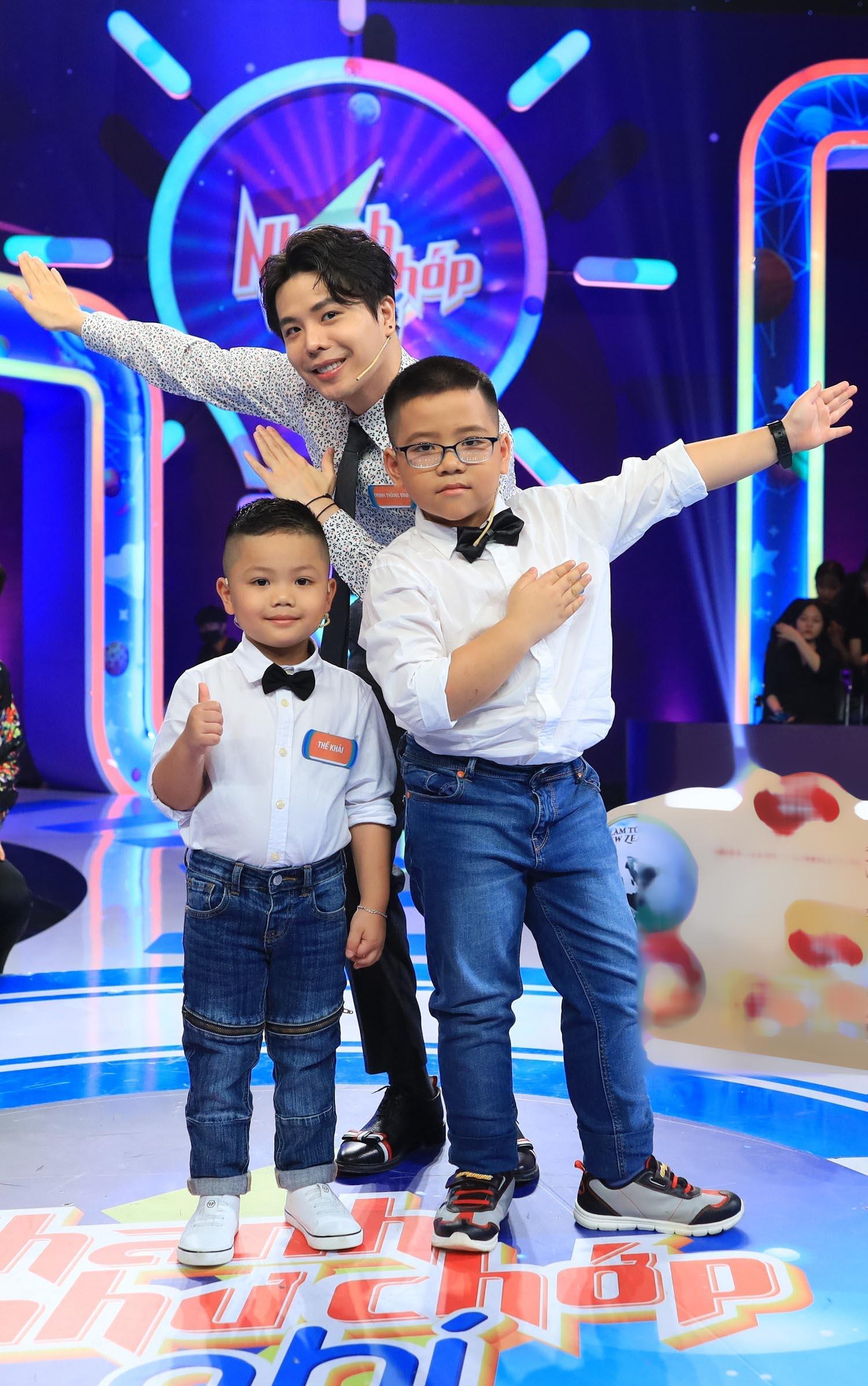 """Lộ diện Rich kid 4 tuổi gia thế khủng khiến Trấn Thành """"ghen tị"""" - 1"""