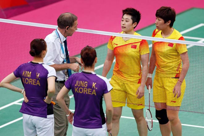 Chấn động cầu lông: 8 nữ VĐV gặp họa vì cố tình thua ở Olympic - 1