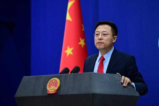 Phản ứng của Trung Quốc sau khi ông Trump dọa cắt đứt quan hệ - 1