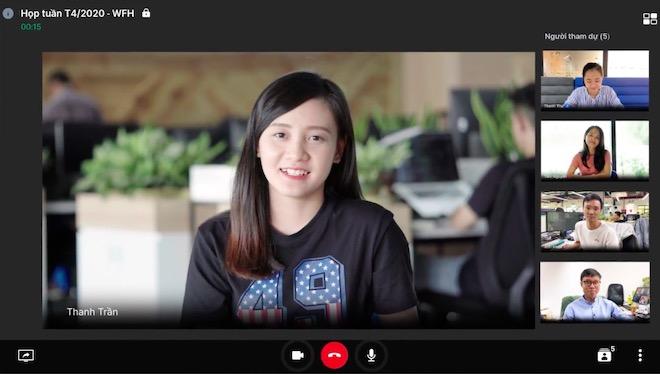 Bộ TT&TT công bố ứng dụng họp trực tuyến đầu tiên do Việt Nam phát triển - 1