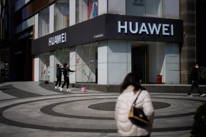 Quan hệ Mỹ - Trung lại nóng vì Huawei - 1