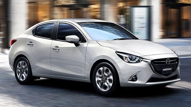 Mazda2 xả hàng giảm sâu tới 55 triệu đồng - 1