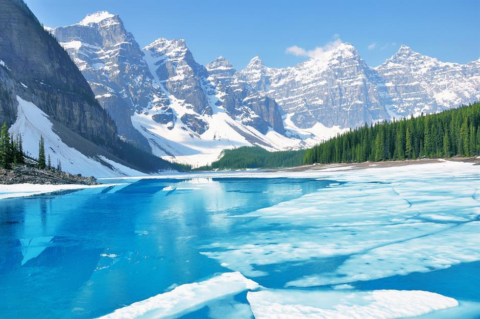 Những phong cảnh đẹp ngỡ ngàng như không thuộc về Trái đất - 8