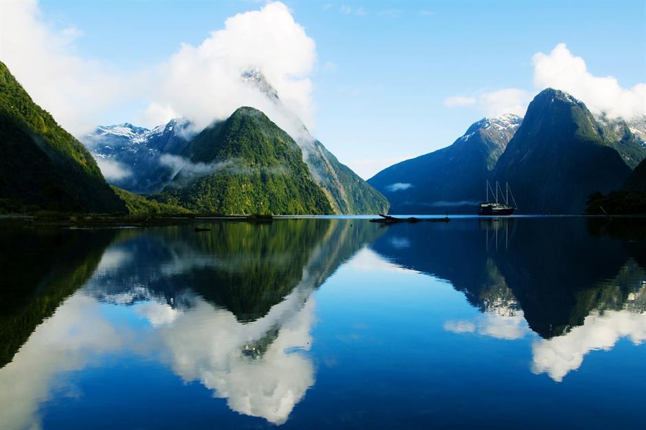 Những phong cảnh đẹp ngỡ ngàng như không thuộc về Trái đất - 10