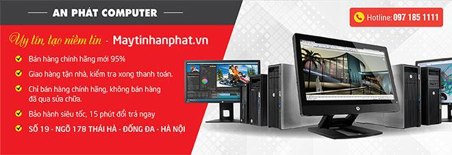 Máy Tính An Phát – Địa chỉ bán máy tính chơi game, máy tính cũ chất lượng tại Hà Nội - 1