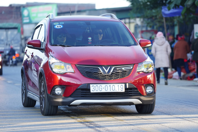 Mỗi tháng 4 triệu, chưa bao giờ người Việt sở hữu ô tô dễ dàng đến thế - 1