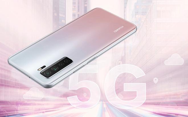 Ra mắt Huawei P40 Lite 5G, giá 10 triệu đồng - 1