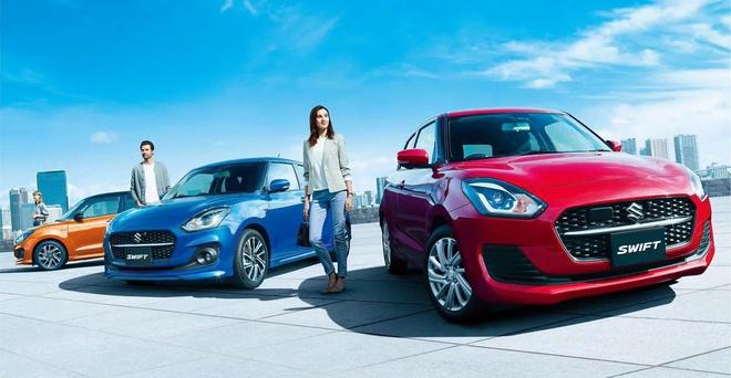 Suzuki Swift 2020 chính thức ra mắt, giá khởi điểm 334 triệu đồng - 1