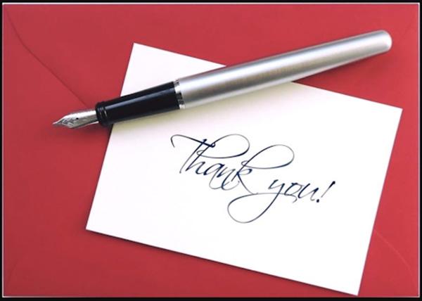 Viết thư cảm ơn sau phỏng vấn - 6 điều cần lưu ý - 1