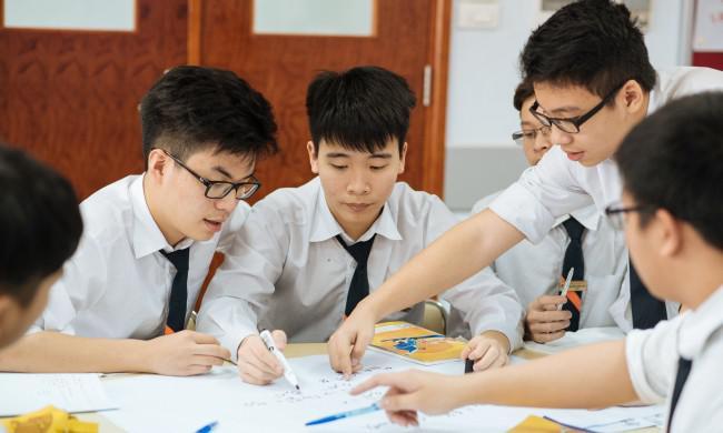 Ngoài điểm số, học sinh từ THCS trở lên sẽ được đánh giá bằng nhận xét - 1