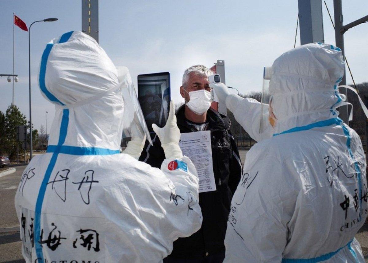 Phát hiện nhiều điểm bất thường nguy hiểm ở những ca nhiễm mới Covid-19 tại Trung Quốc - 1