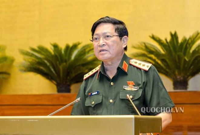 Đại tướng Ngô Xuân Lịch: Biên giới quốc gia là thiêng liêng, bất khả xâm phạm - 1