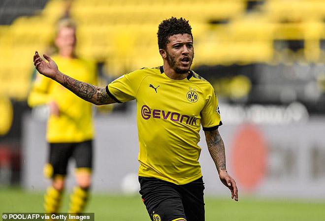 """Sancho và Dortmund có """"thỏa thuận ngầm"""", MU sắp kích hoạt """"bom tấn""""? - 1"""