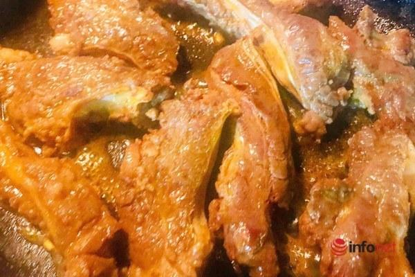 Cách làm sườn bò nướng mật ong thơm ngon như nhà hàng - 4