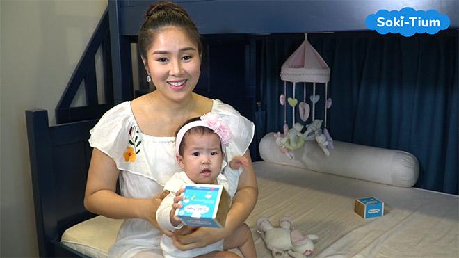 """Mẹ hai con Lê Phương và """"cuộc chiến"""" giành lại cho con giấc ngủ ngon - 1"""