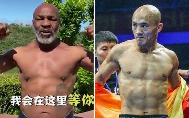 """""""Đệ nhất Thiếu Lâm"""" có tái mặt khi Mike Tyson muốn đánh ở Trung Quốc? - 1"""