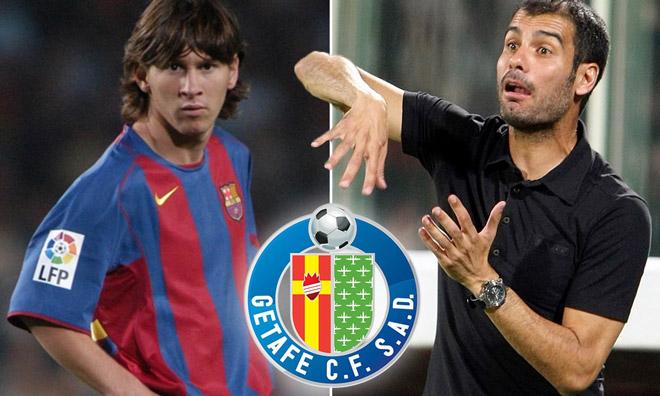 Barca đẩy Messi đến Getafe: Chuyện mới được tiết lộ - 1
