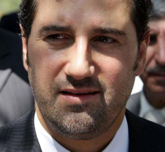Ông làRami Makhlouf - anh em họ của Tổng thống SyriaBashar al-Assad.
