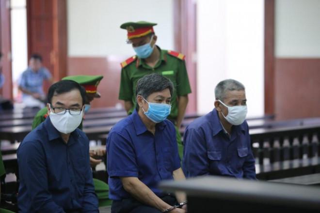 VKSND Cấp cao tại TP.HCM đề nghị bác tất cả kháng cáo trong vụ án đất vàng số 15 Thi Sách - 1