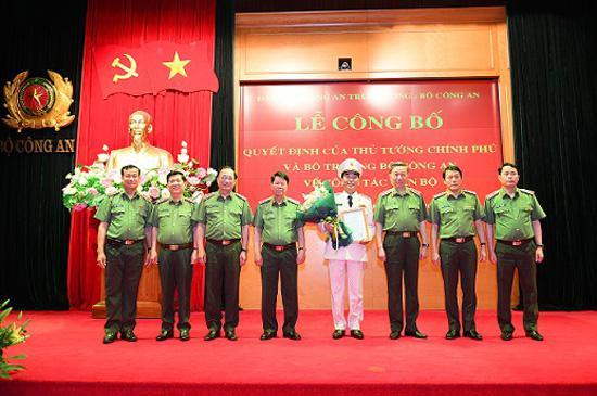 Trung tướng Lương Tam Quang làm Thủ trưởng Cơ quan An ninh điều tra Bộ Công an - 1