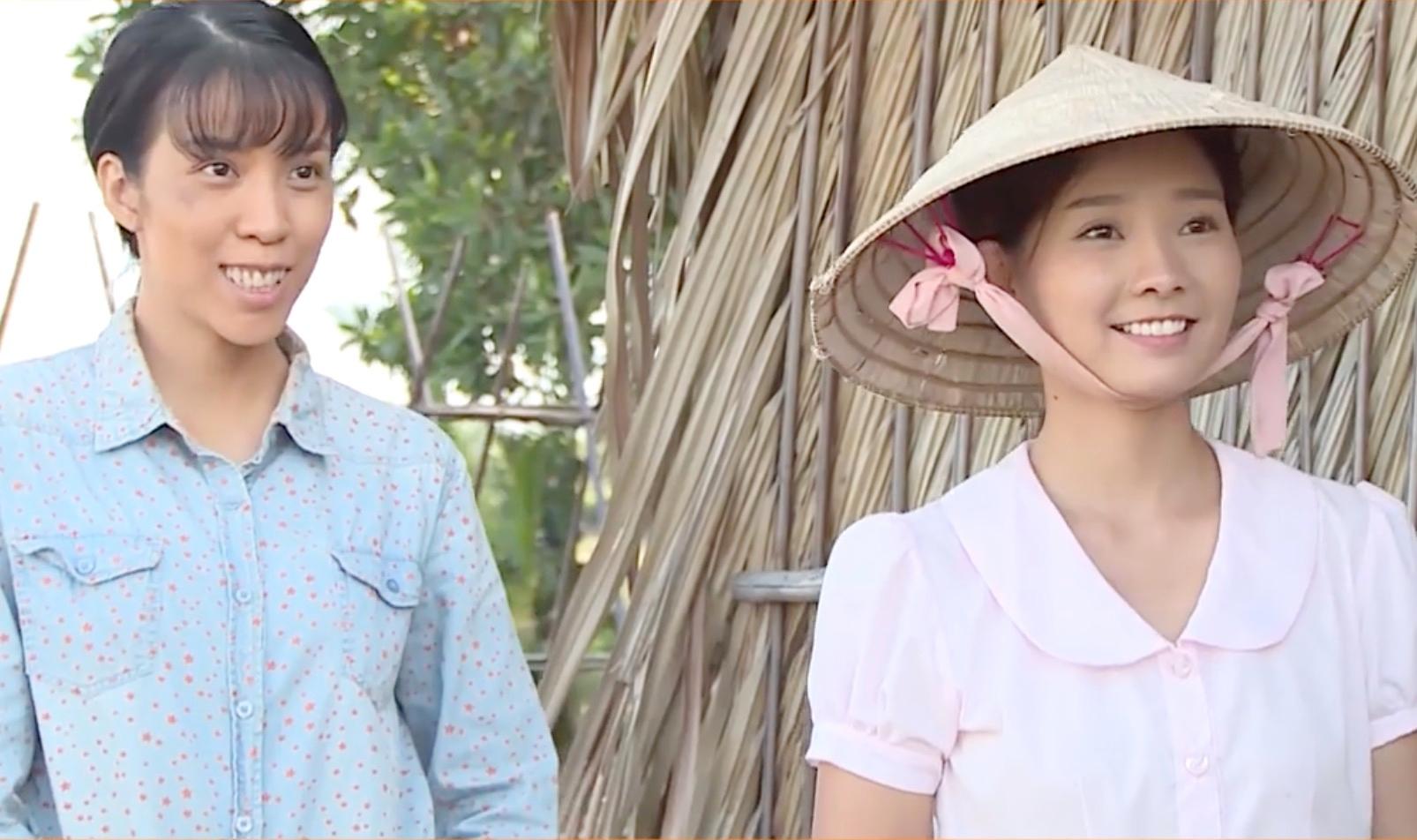 """Nữ diễn viên bị chỉ trích """"xấu nhất showbiz Việt"""" gây """"choáng"""" với nhan sắc thật - 3"""